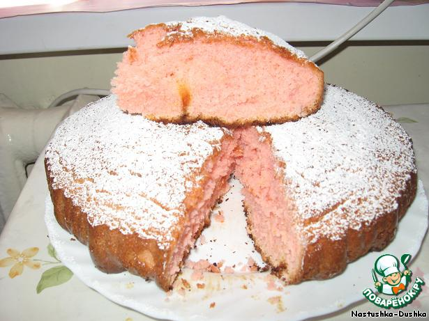 Пирог на киселе рецепт
