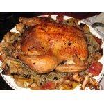 Курица с черносливом и рисом