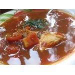 Острый томатный супчик
