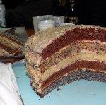 Торт Генерал - 1 menu