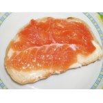 Соленая красная рыбка за 2 часа