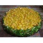 Салат слоеный с тунцом
