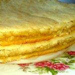 Лимонный простецкий пирог