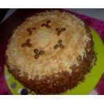 """Торт """"Шоколадно-ореховый пунш"""""""