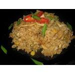 Рис с кальмарами Морской аромат