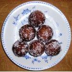 Gulab Jamun (Гулабджамуны) - сладкое индийское лакомство