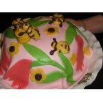 Тортик из сливочного пломбира