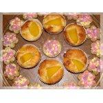 Персиковые маффины