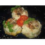 Картофель с грибами Розмарин