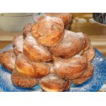 Пончики к завтраку «Кокосик»