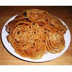 Jalebi (Джалеби) – излюбленное лакомство индийских сладкоежек