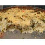 Запеканка рисово-овощная