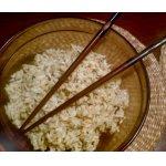 Коричневый рис с лимонным ароматом