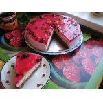 Вишнeвый йогуртовый торт (пирог)