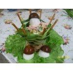 Салат «Лесное лукошко»