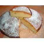 Лимонный пирожок