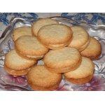 Печенье  миндально-кокосовое  с кремовой начинкой