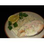 Рыба, приготовленная в микроволновой печи