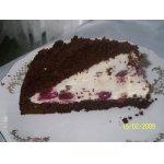 """Торт """"Шоколадный муравейник с вишней"""""""