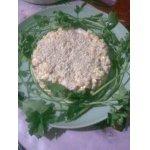 Куриный салатик с кукурузой