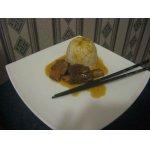 Телячьи ребрышки с рисом по-шанхайски