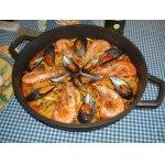 """Паэлья с морепродуктами """"Paella de marisko"""""""