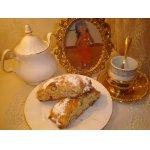 Печенье из белого шоколада с фундуком