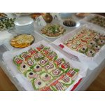 салат рецепта оливье с фото: салаты для праздничного стола рецептами.