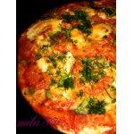 Пицца в китайском стиле