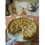 Пирог луково-рыбный по-самарски