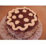 Черемуховый торт рулет