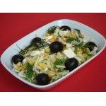 Салат из капусты с сыром Фетакса