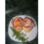 Завтрак в багетах