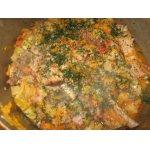 Овощное рагу со свиными рeбрышками
