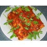 Каннеллони под томатным соусом