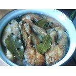 Рыба маринованная по гречески