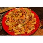 Салат из тофу и дайкона по-японски