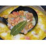 Сливочный суп Рыжик