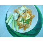 Рыба тушеная с морковью и луком