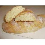 Домашний хлебушек на кефире-2  (с жаренным лучком)