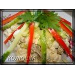 Салат на зимний манер