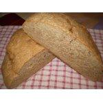 Очень простой серый хлеб