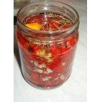 Сушеные пряные помидоры