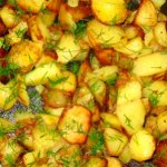 Картошка - праздник души