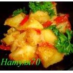 Острый картофельный гарнир