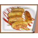 АЛУ ПАТРА  - жареные картофельные рулетики