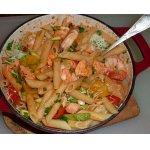 Блюдо с морепродуктами (Seafood Pasta)