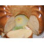 Пирог на сгущенке с яблоками