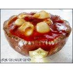 Чеснок, маринованный в томатном соке