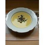 Тыквенно-сырный суп